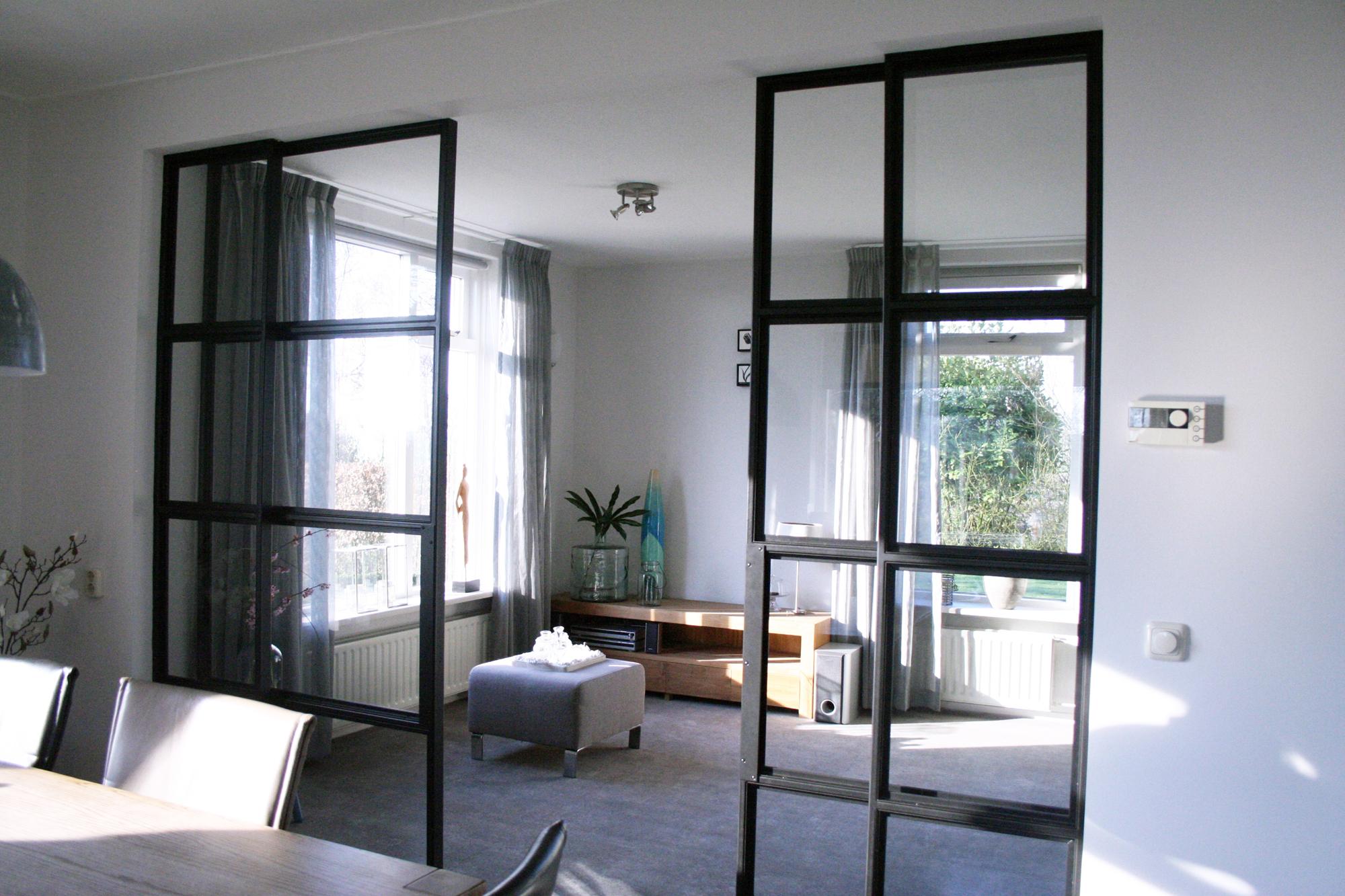 Stalen deuren - Projecten | Atzori Design